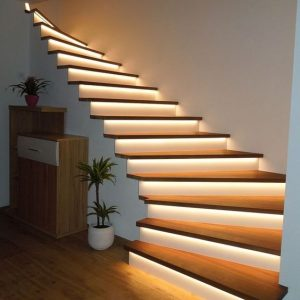 led strips, 10 LED strips ideas
